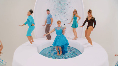 True to the Poo-Pourri brand experience, this new music video ends with a big splash in the toilet and a big smile on everyone's face.