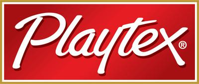 Playtex Logo.  (PRNewsFoto/Energizer Personal Care, LLC)