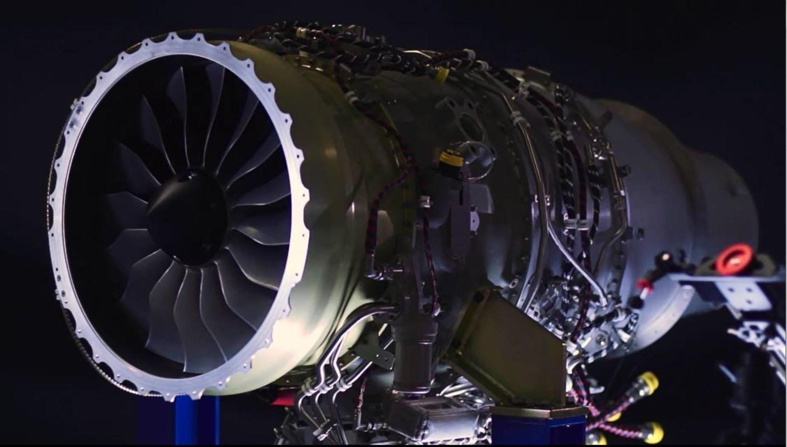 GE Honda Aero Engines HF120 Turbofan