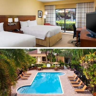 Courtyard Tampa Westshore/Airport, located just 2 miles from Raymond James Stadium, is offering a special Stay for Breakfast Package throughout the football season. For information, visit www.TampaWestshoreCourtyard.com or call 1-813-874-0555.