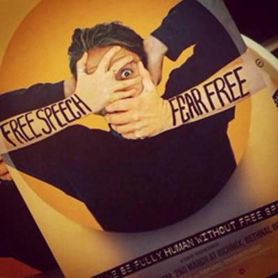 Free Speech, Fear Free