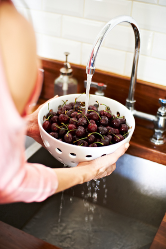 Nothing sour about fresh cherries. Cherries help fight inflammation in the body and are an easy way to work ...