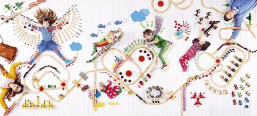 Ravensburger acquires renowned Swedish toy company BRIO (1) (PRNewsFoto/Ravensburger AG)