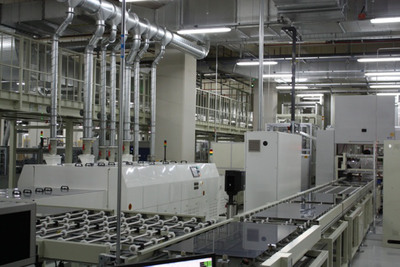 La technique CIGS des modules solaires de dimension commerciale de TSMC Solar (1,09 mètre carré) offre maintenant un taux de rendement record de 15,7 %