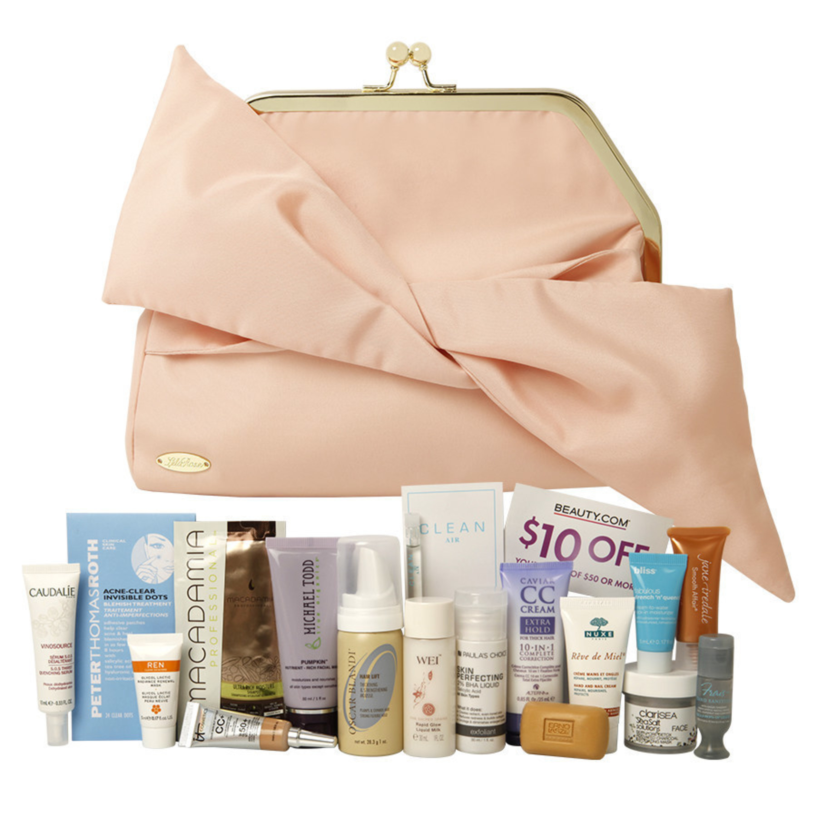 Beauty.com Exclusive Lela Rose Spring 2016 Cosmetic Bag