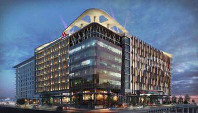Marriott International Africa S Largest Hotel Operator Announces An Agreement To Develop The Johannesburg