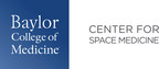 Baylor College of Medicine Center For Space Medicine Logo