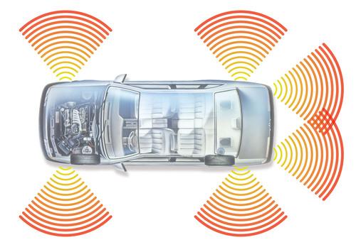 TRW Unveils Next Generation Radar Concept