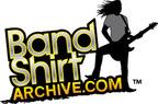 BandShirtArchive.com logo.  (PRNewsFoto/BandShirtArchive.com)