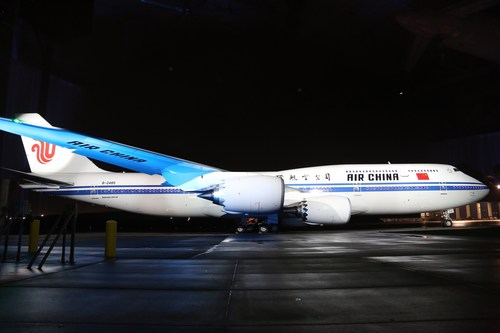 In the evening of September 29 in Seattle, Beijing time, Air China and Boeing held a grand aircraft delivery ...