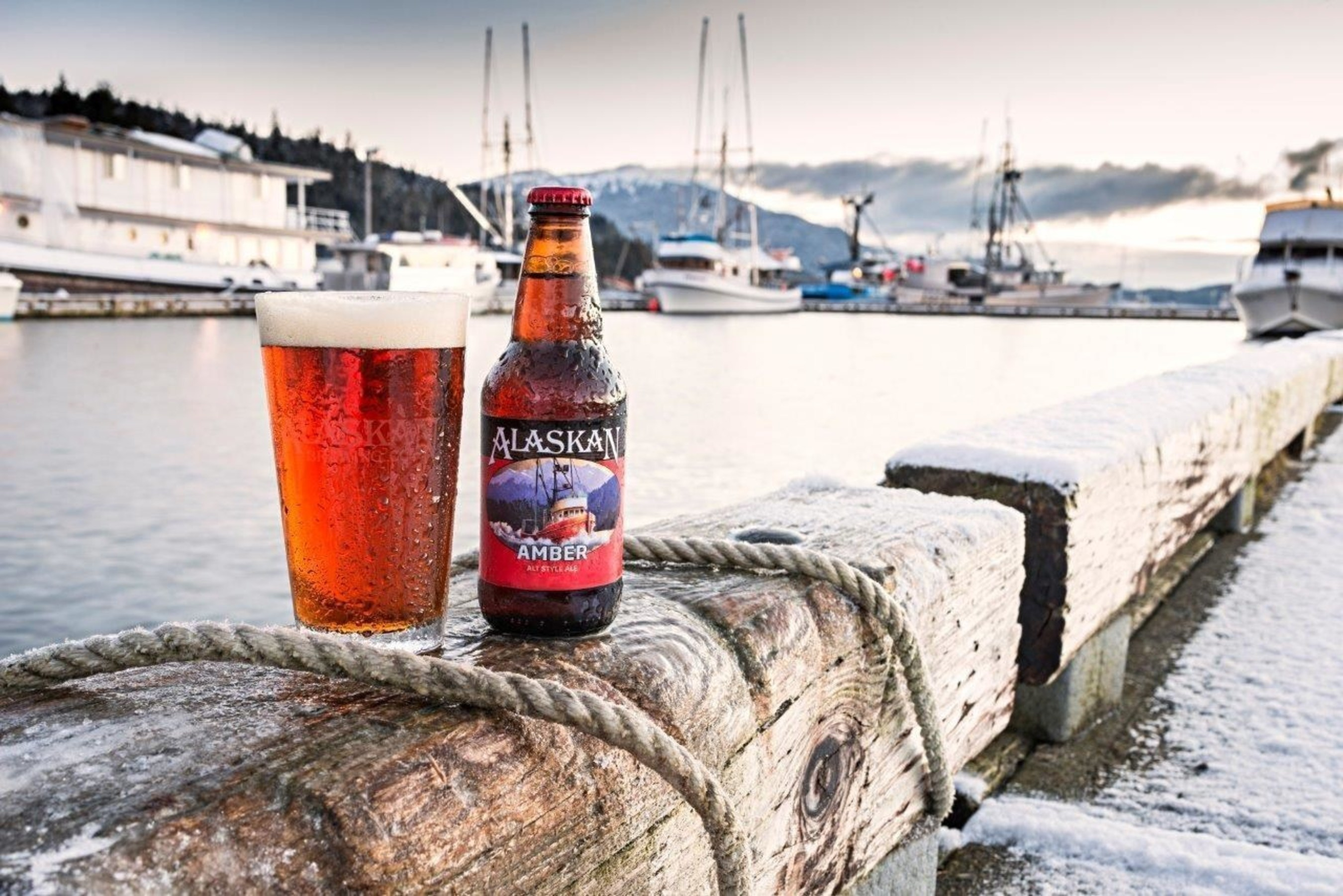 Alaskan Brewing Co., one of the pioneers of the craft beer movement and the nation's 22nd-largest craft brewery*, officially arrives in the Buckeye State this month with a launch of a range of products sure to excite Ohio beer drinkers.