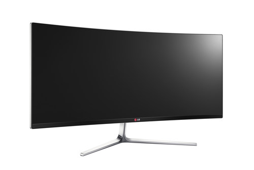 LG Electronics today begins selling the first 21:9 Curved UltraWide Monitor (model 34UC97) in the United States for $1,299. (PRNewsFoto/LG Electronics USA, Inc.)