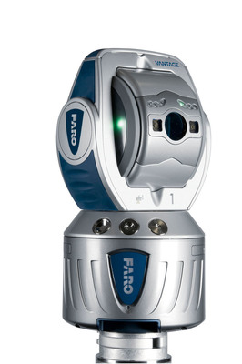 All-New FARO Vantage, a Revolution in Laser Tracker Design, Delivers Elite Performance in a Remarkably Compact Package