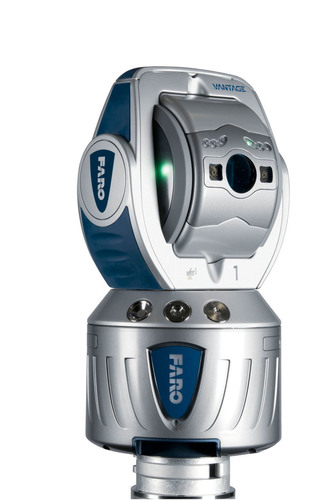 De nieuwe FARO Vantage, een revolutie in Laser Tracker design, biedt eersteklas prestaties in een