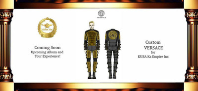 VERSACE - design for KUBA Ka