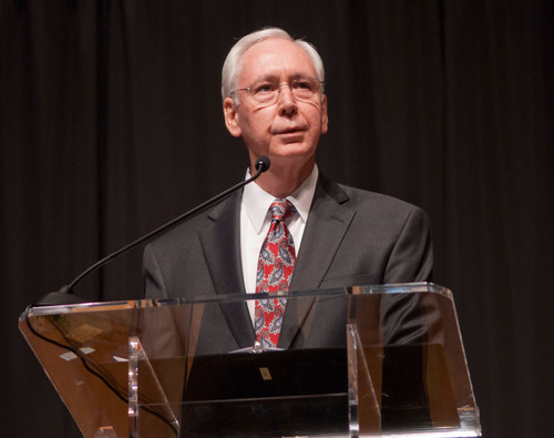 Dr. Claude Lilly named 17th president of Presbyterian College