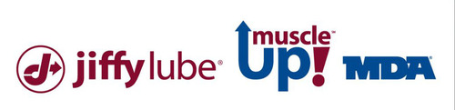 Jiffy Lube partners with the Muscular Dystrophy Association for second annual Muscle Up(SM) campaign.  ...