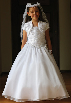 First Communion Easter Collection. (PRNewsFoto/Noori Dresses)