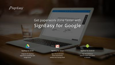 SignEasy for Google