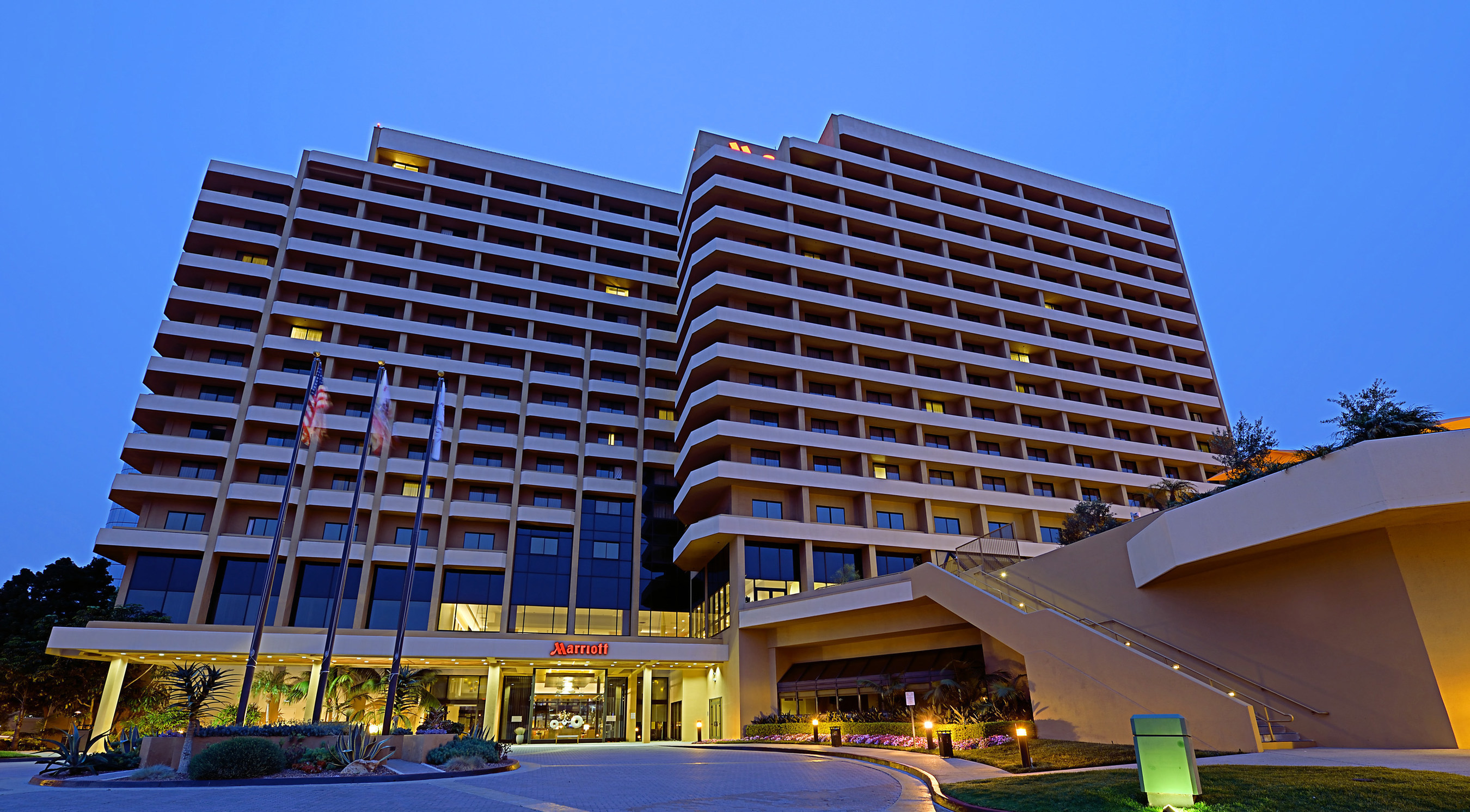 Carey Watermark 2 Acquires San Diego Marriott La Jolla