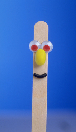 "Stick Stickly is part of TeenNick's ""The '90s Are All That"" programming block. Credit: ..."