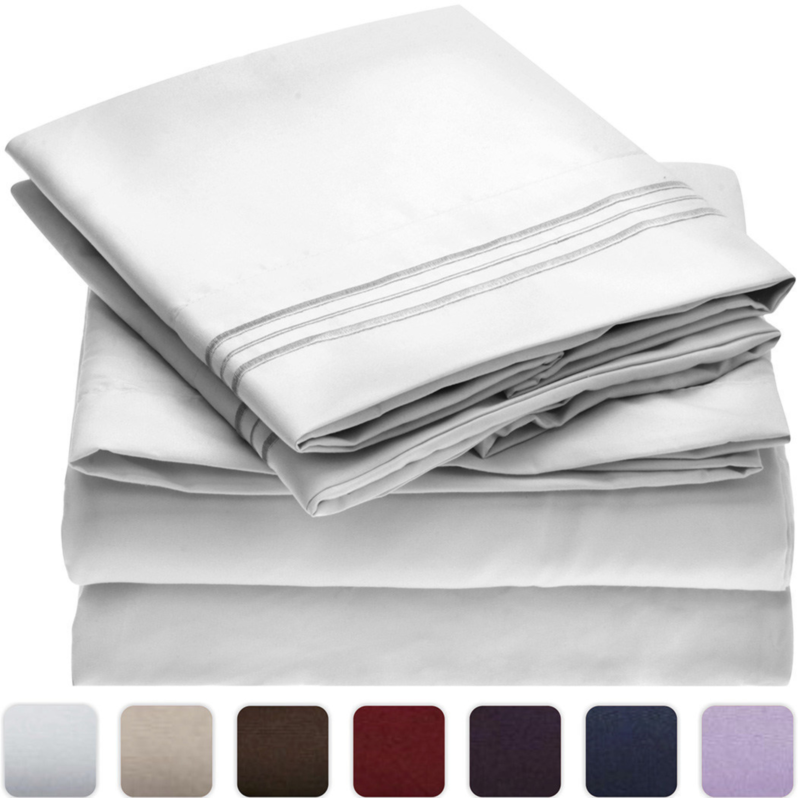 Mellanni Bed Sheet Set Reaches Milestone on Amazon with 9,000 Customer Reviews