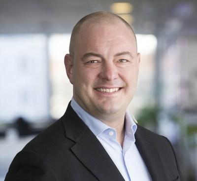 Jonas Vestin, Chief Executive Officer