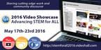 TERC Hosts NSF 2016 STEM for All Video Showcase