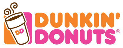 Dunkin' Donuts Hot Logo.  (PRNewsFoto/Dunkin' Donuts)