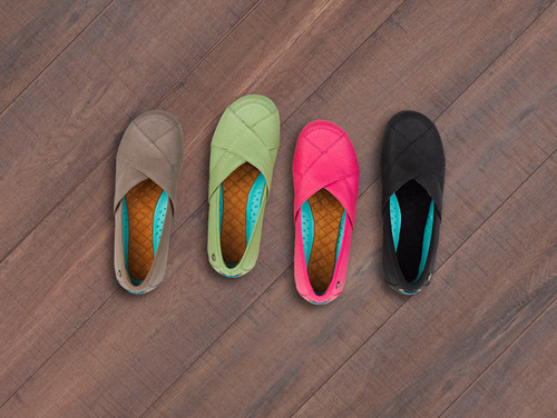 MOZO Shoes® Brings Inspiration To Female Footwear Through A Collaboration With Acclaimed Chef And