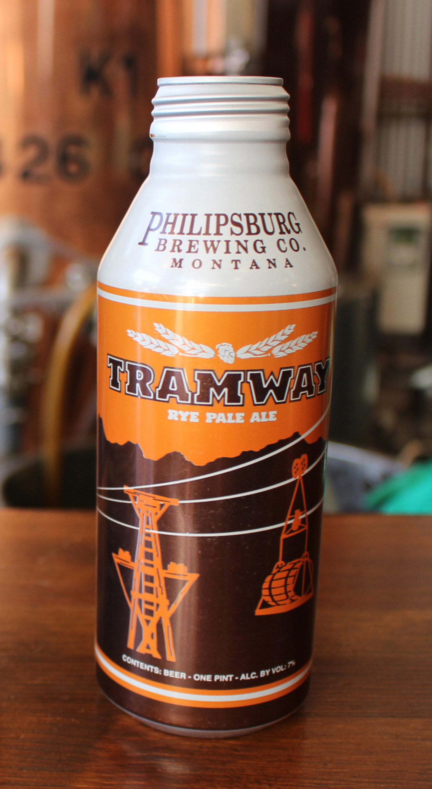Philipsburg Brewing is introducing one of its most popular beers - Tramway Rye Pale Ale - in Alumi-Tek(R) reclosable bottles from Ball Corporation.