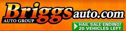 Briggs Auto Running Incentives Through October 1, 2012.  (PRNewsFoto/Briggs Auto)