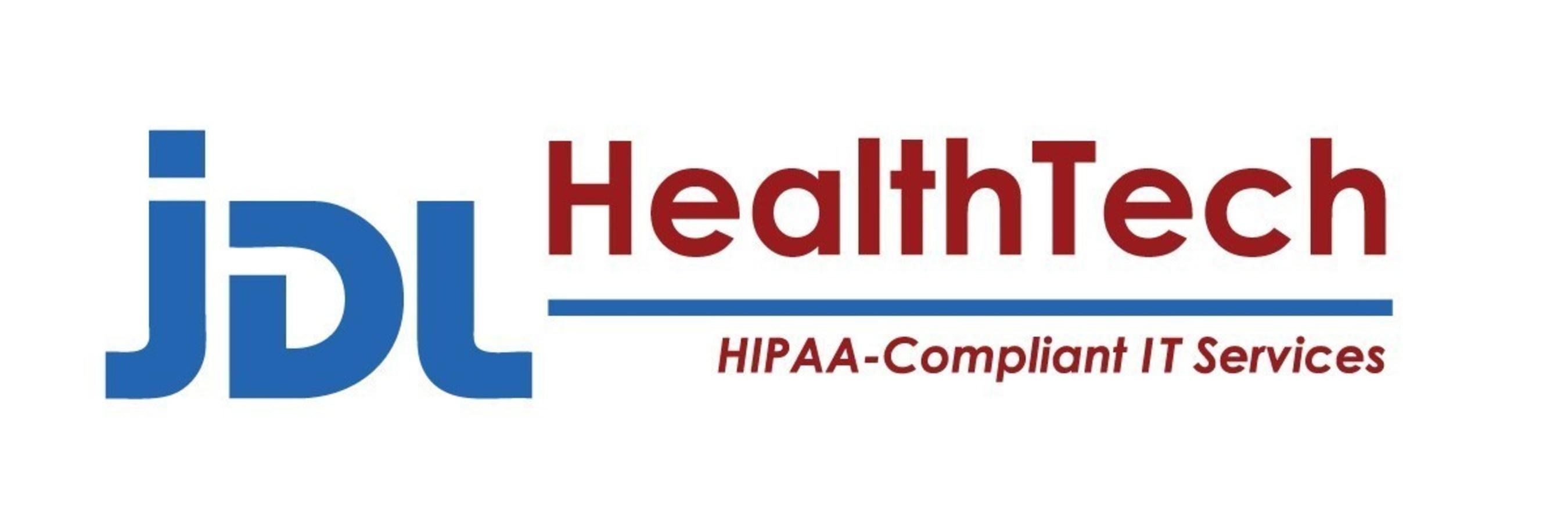 JDL HealthTech is an award-winning HIPAA compliance services provider and a HIPAA-compliant business associate. (PRNewsFoto/JDL Technologies)
