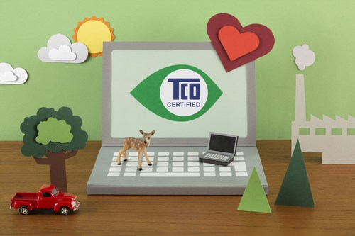 More notebook and tablet computers fulfill sustainability criteria in TCO Certified, including reduced hazardous substances and socially responsible manufacturing. (PRNewsFoto/TCO Development)