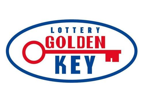Lottery Golden Key Logo
