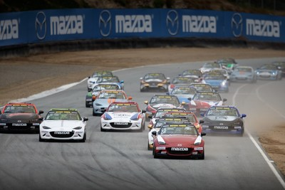 Mazda Raceway to Host First-Ever Mazda MX-5 Cup Global Invitational.