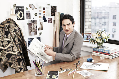 Fashion designer Zac Posen, whose designs can be found on celebrities who grace the red carpets, is bringing his signature style to Ecco Domani, America's best-selling Italian Pinot Grigio. Ecco Domani's Posen-designed Pinot Grigio will be available in stores nationwide that carry Ecco Domani starting in May 2015.