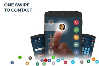 Contacts & phone dialer for Android – drupe