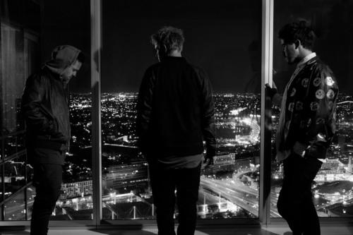 RUFUS DU SOL Announce Spring Headline Tour. (PRNewsFoto/Columbia Records) (PRNewsFoto/COLUMBIA RECORDS)