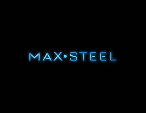 Max Steel Logo.  (PRNewsFoto/Dolphin Entertainment, Inc.)