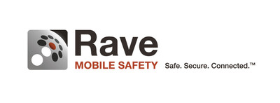 Rave Mobile Safety logo.  (PRNewsFoto/Rave Mobile Safety)