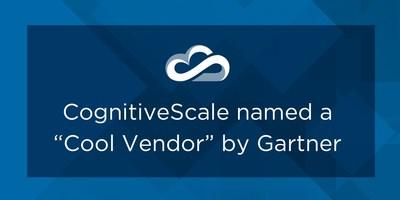 """CognitiveScale Named a """"Cool Vendor"""" by Gartner"""