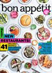 The Bon Appetit September Restaurant Issue Unveils The Hot 10: America's Best New Restaurants 2015