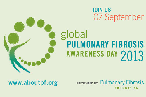 Pulmonary Fibrosis Foundation Announces Second Annual Global Pulmonary Fibrosis Awareness Day