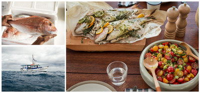 From the small town of Leigh, New Zealand Snapper makes a splash in Whole Foods Markets across the U.S.   Fresh.  Sustainable.  Delicious.