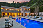 A classically inspired compound on nearly four prime view acres in Bel-Air has been listed by Aaron Kirman, President of Aaroe Estates, the luxury property division of John Aaroe Group, and Estates Agent Neyshia Go for $26 million.