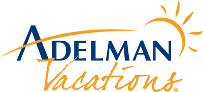 Adelman Vacations logo.  (PRNewsFoto/Adelman Travel Group)