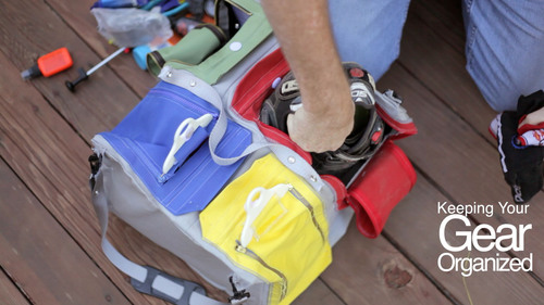 Sports Gear Bags launches www.Kickstarter.com campaign to further design and manufacturing of its