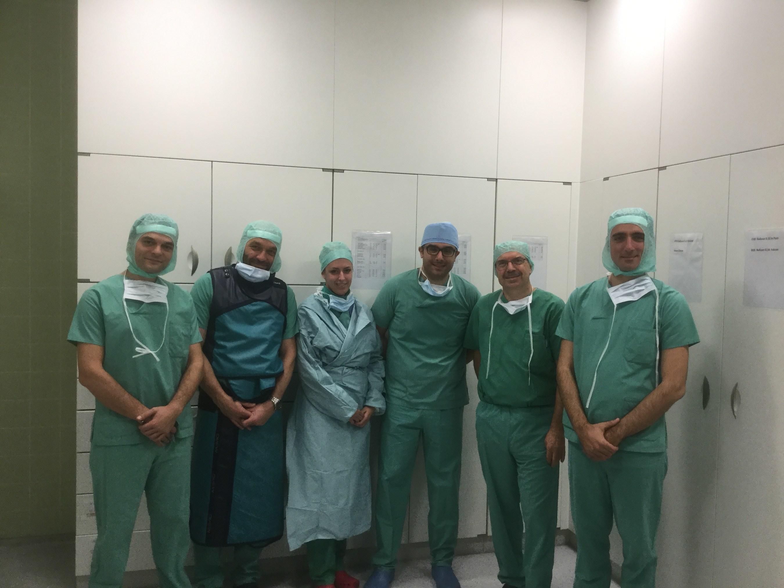 Bolton Medical anuncia el primer paciente tratado con el nuevo sistema de injerto de stent