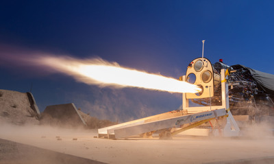 XCOR Aerospace Announces Significant Propulsion Milestone on Lynx Suborbital Vehicle